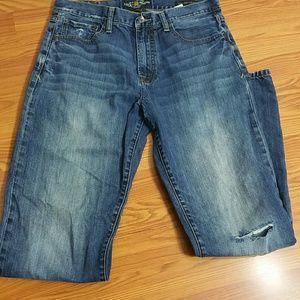 "Lucky Brand 329 Classic straight men Size 33Wx32""L"